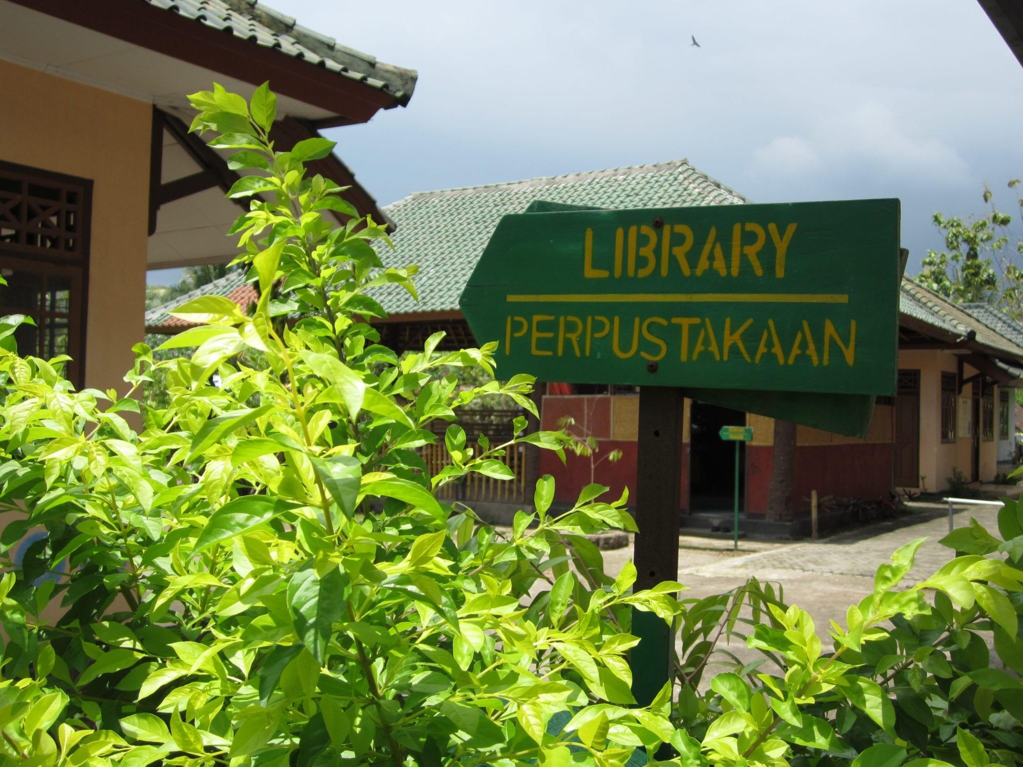 bibliotheek lombok liever lombok