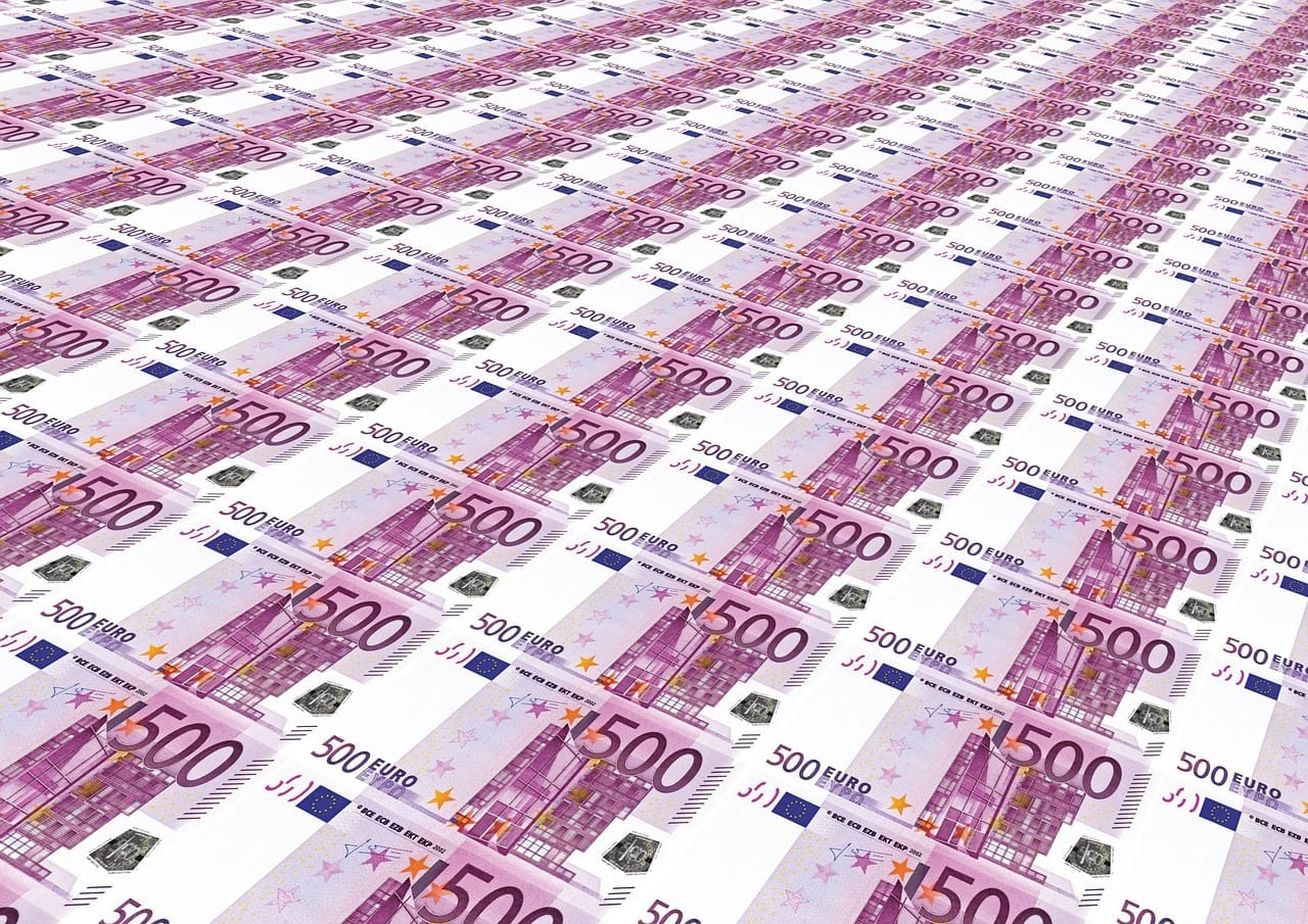 geld euro faillissementsfraude