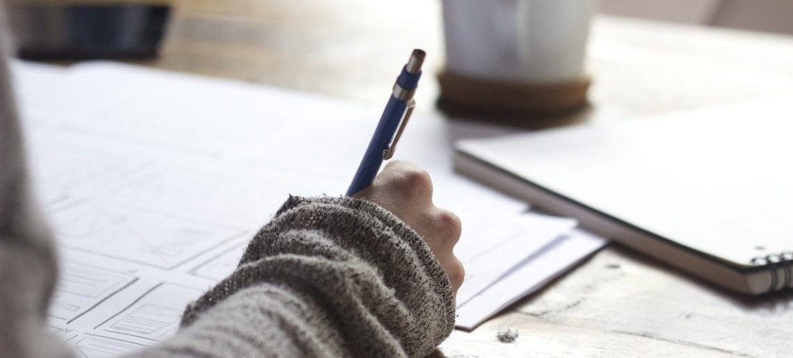 'Schrijven geeft een extra dimensie aan therapie'