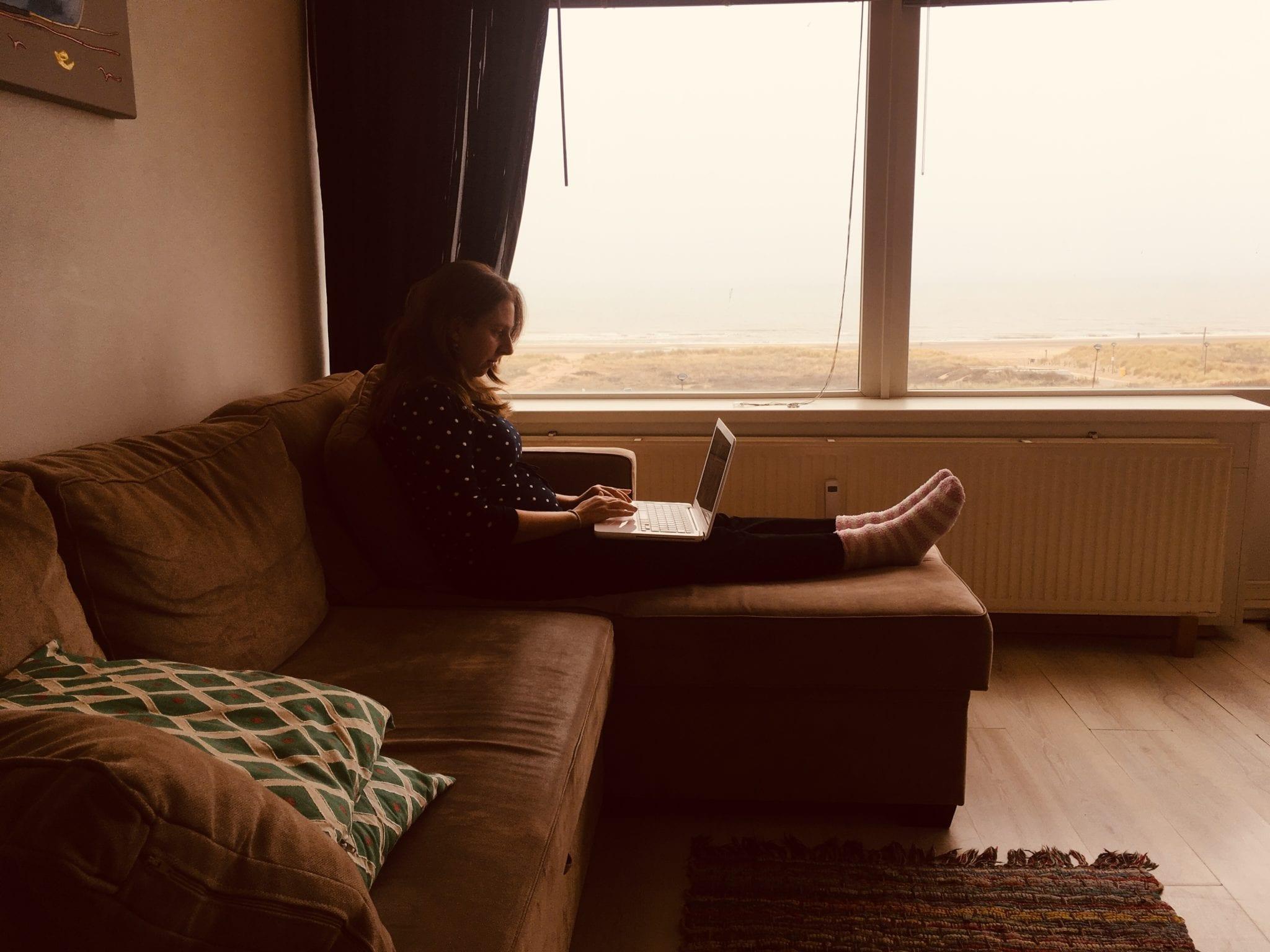 schrijfweek Noordwijk Carlie van Tongeren