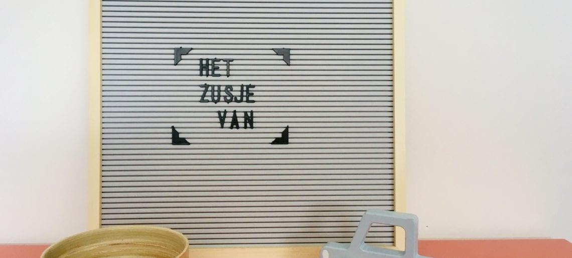 New book alert: YA-novelle 'Het zusje van'
