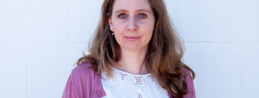 Auteursfoto Carlie van Tongeren