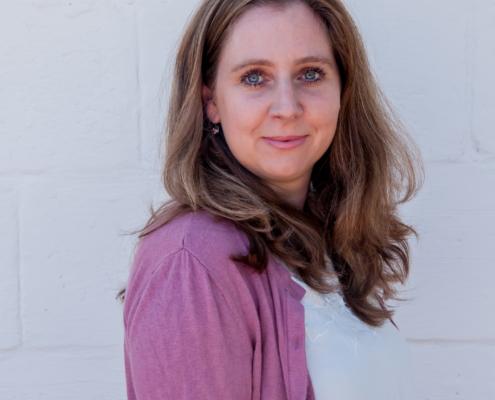 Auteursfoto Carlie van Tongeren 2