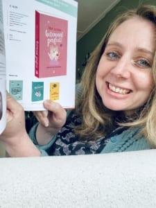 Carlie met najaarscatalogus 2021 Blossom Books